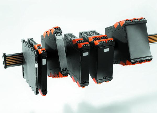 Шесть стандартных типоразмеров корпусов CH20M