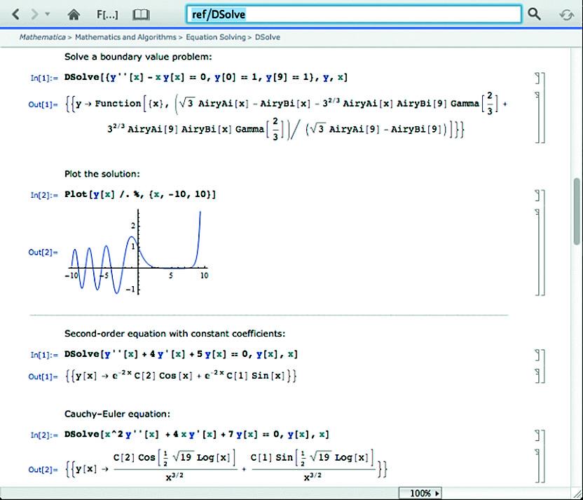 Решение дифференциального уравнения с двухсторонними граничными условиями