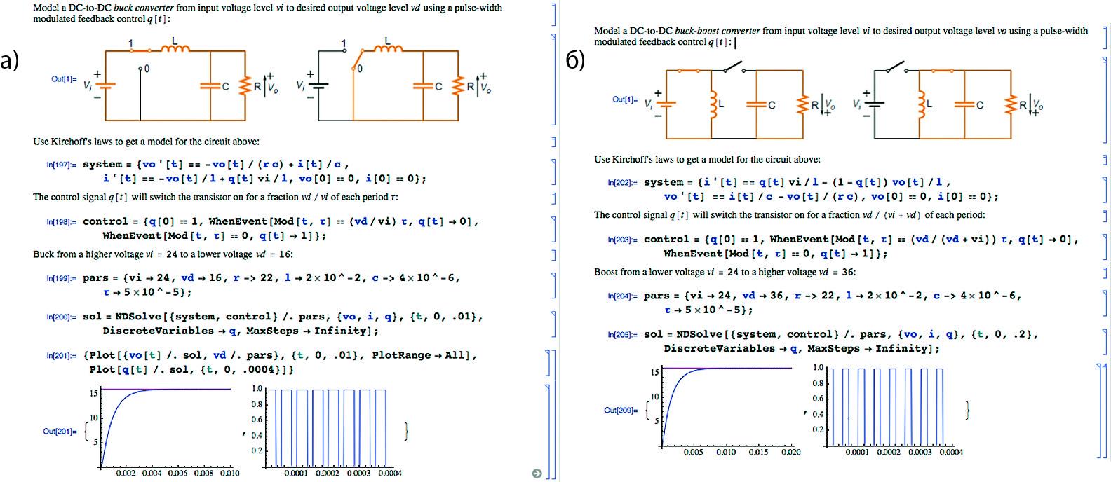 Моделирование обратноходового DC/DC-преобразователя