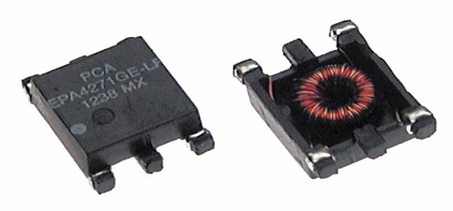 Внешний вид и строение трансформатора EPA4271GE-LF