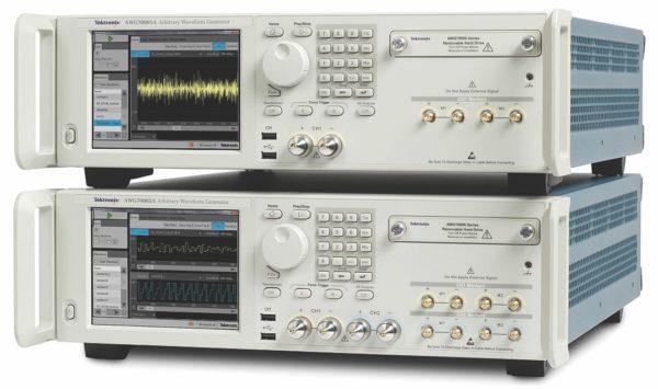 Новые сверхскоростные генераторы произвольных сигналов AWG70000A корпорации Tektronix