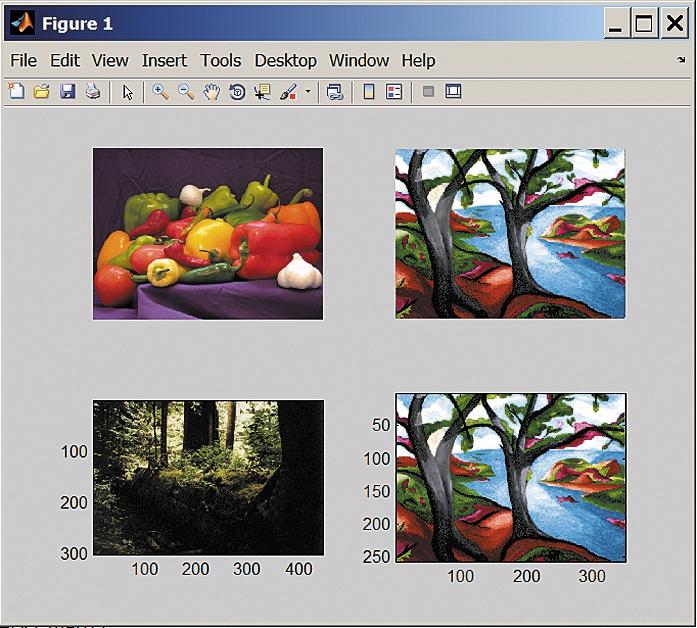 Пример просмотра в imtool изображения из внешнего файла