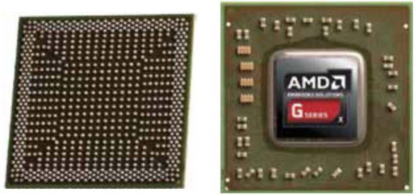 SoC-платформа AMD G-Series, совместимая по цоколевке в масштабах всего семейства