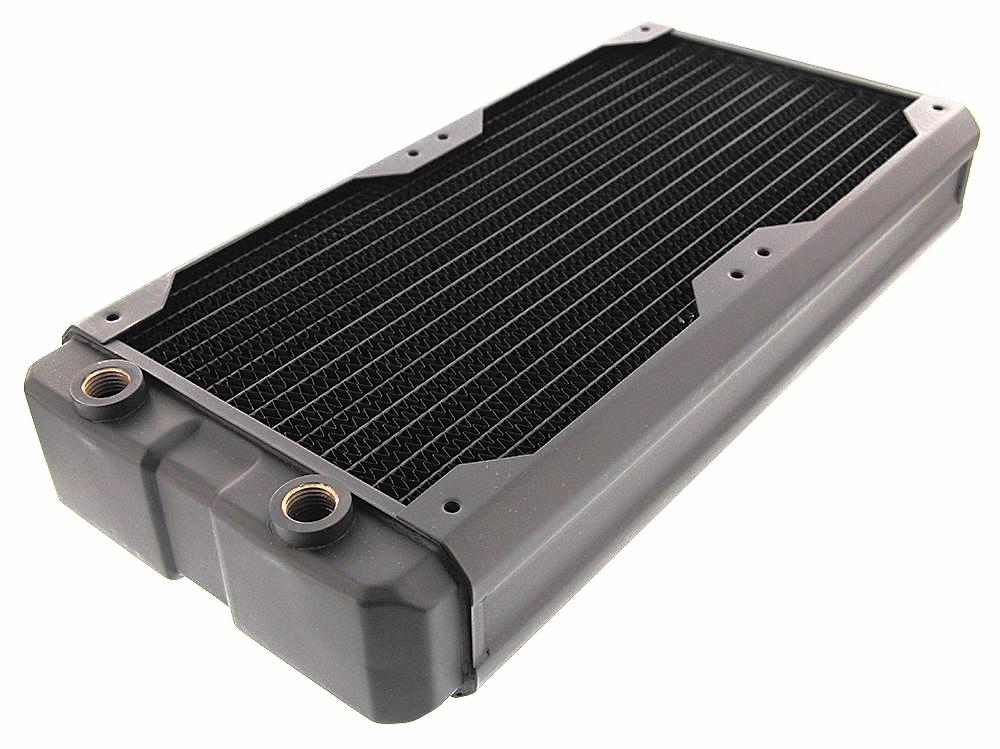 Пример радиатора для маломощных систем фирмы Hardware Labs
