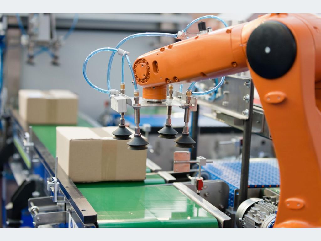 После сбоя питания, для того чтобы правильно выполнить действие, робот должен получить необходимую информацию о состоянии, в котором он находился до этого события