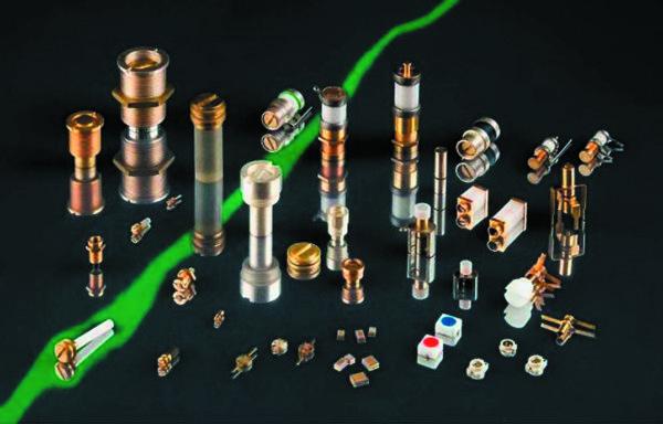 Подстроечные конденсаторы с воздушным и твердым диэлектриком [1]