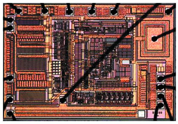 Решение комплексной защиты от электростатического разряда приемопередатчика RS 232 со встроенным TVS-диодом (структура DSCR)