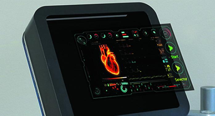 Использование технологии сенсорного дисплея в качестве HMI-интерфейса медицинского прибора