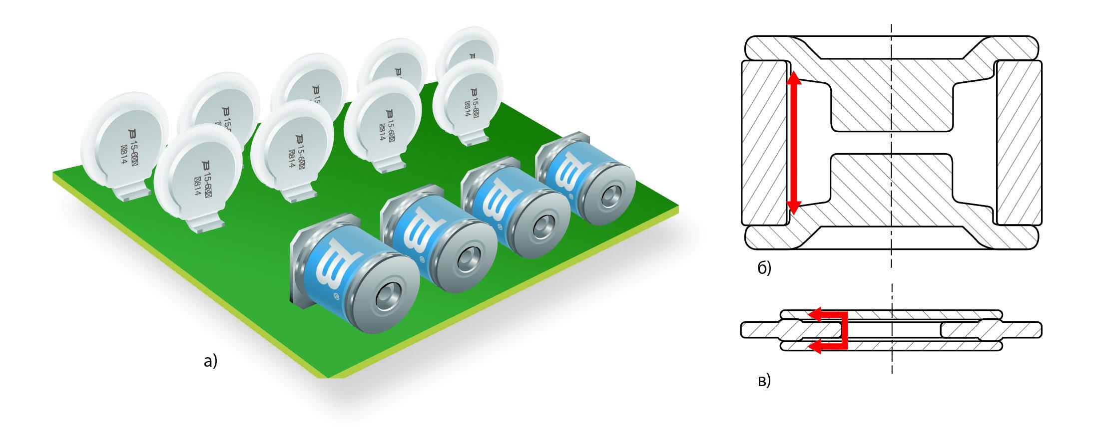 Инновационная технология газовых разрядников FLAT компании BOURNS для защиты интерфейсов чувствительных электронных устройств