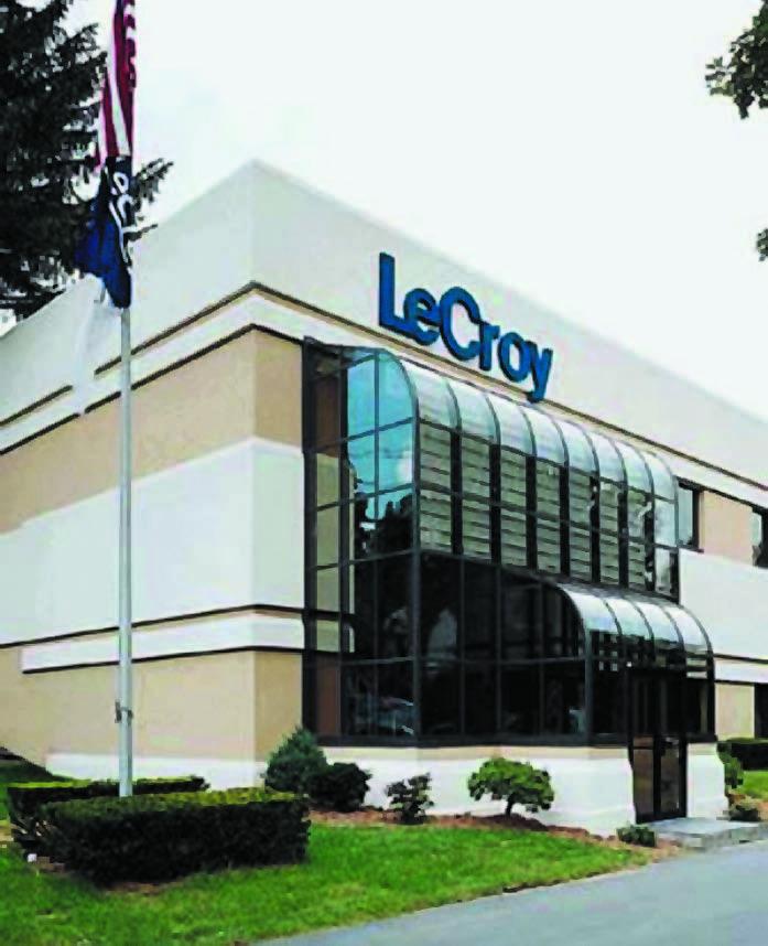 Головной офис компании LeCroy