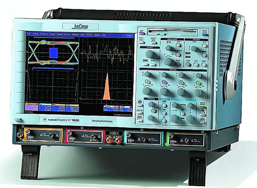 Стробоскопический 100-ГГц осциллограф LeCroy WaveExpert