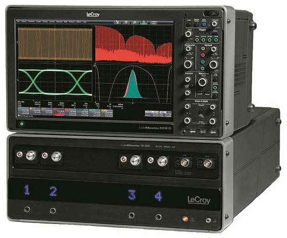 Первый в мире цифровой осциллограф с рекордной полосой частот до100 ГГц в режиме реального времени