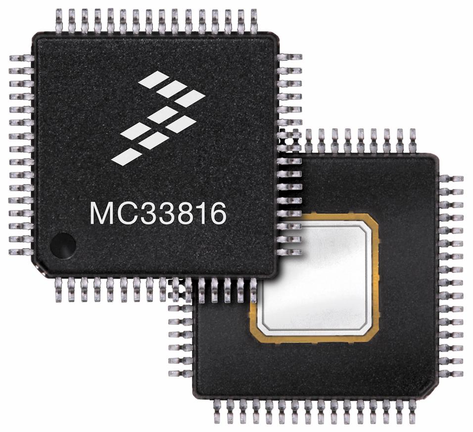 Внешний вид микросхемы SolexDrive