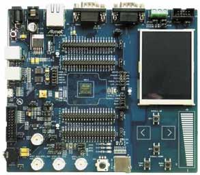 Оценочный комплект ATSAM4E-EK
