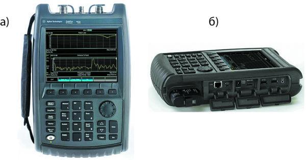 Портативный анализатор цепей FieldFox N9923A