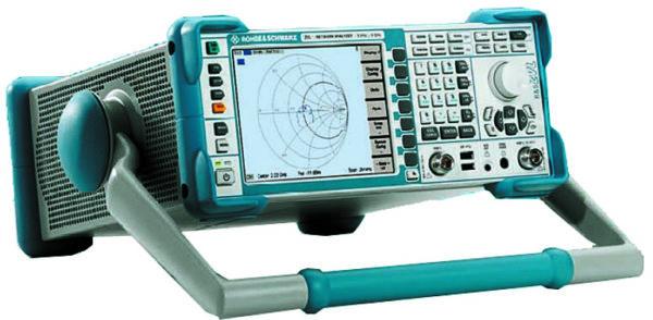 Компактный анализатор цепей серии ZVL фирмы Rohde & Schwarz
