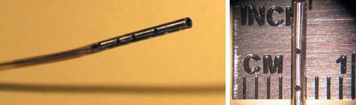 Рис. 4. Головка оптоволоконного сканера