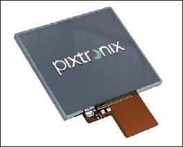 Муляж дисплейного модуля Pixtronix
