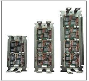 Унифицированная конструкция модулей IGBT SEMiX 2, 3 и 4