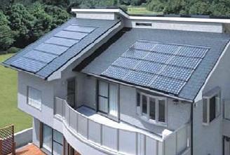 Домашняя автономная солнечная энергосистема