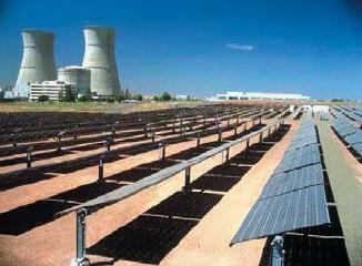 Фотоэлектрическая электростанция на 2МВт (вблизи Сакраменто, штат Калифорния)
