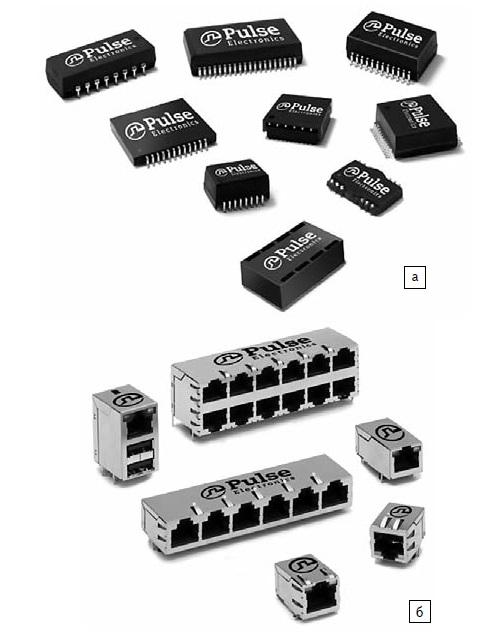 Трансформаторы Pulse Electronics