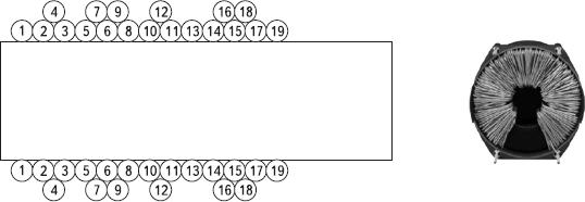 Рис. 16. Случайная намотка