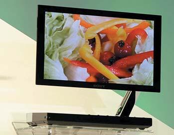 Рис. 1. Первая коммерческая модель OLED телевизора Sony XEL 1
