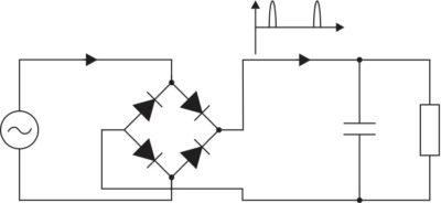 Схема выпрямителя