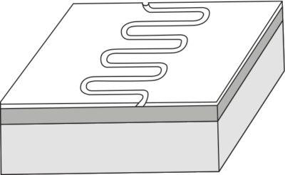 Эскиз вариконда планарной конструкции