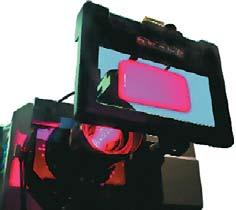 Рис. 5. Система RealD ZScreen — возрождение стереокинематографа