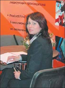 Елена ГУСЕВА, региональный менеджер FARNELL по России и странам СНГ