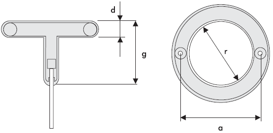 Рис. 14. Внешний вид лампы-вспышки серии OR 9901