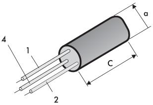Рис. 19. Высоковольтный трансформатор