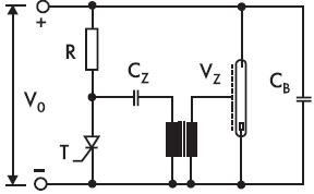 Рис. 4. Типовая схема включения