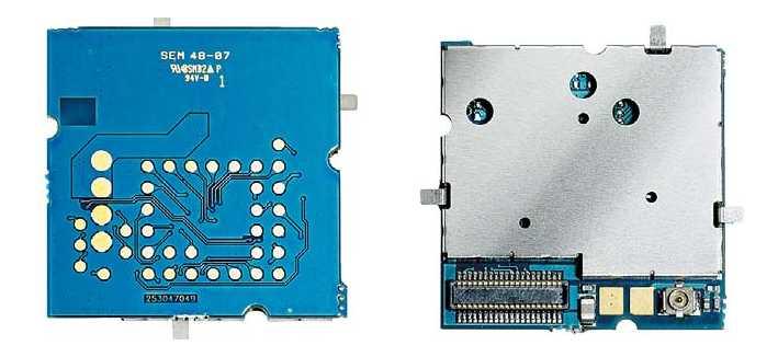 Рис. 1. Внешний вид GSM/GPRS-модуля Sagem HiLo