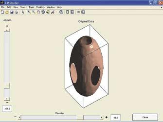 Исходная трехмерная фигура