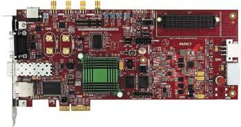 Модуль Xilinx Virtex-6 LX130T Evaluation Board