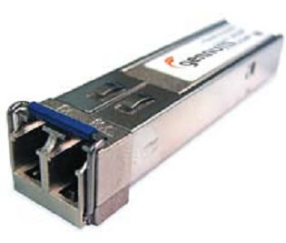 Оптический модуль видео SFP от Gennum