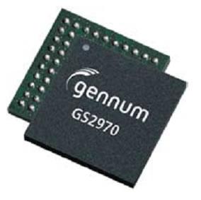Ресивер корпорации Gennum