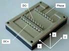 Полумостовой модуль с малой индуктивностью