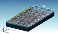 Концепция построения трехфазного модуля с минимальными паразитными индуктивностями