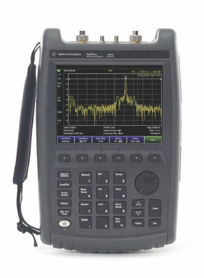 Ручной комбинированный анализатор Agilent FieldFox