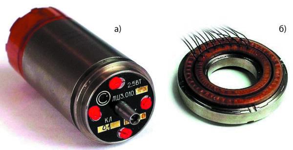 Внешний вид синусно-косинусных вращающихся трансформаторов СКВТ