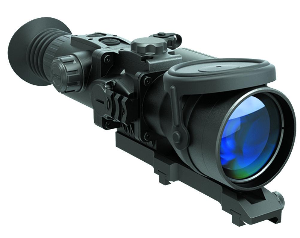 Общий вид электронного прицела ночного видения