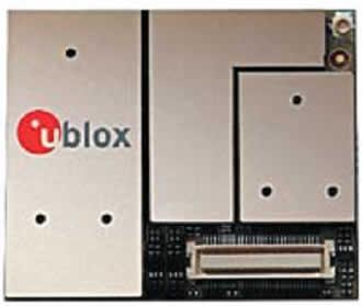 3.5G модуль LUCY-H100/H200