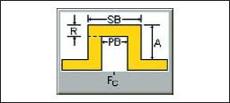 Технические требования к полосовому фильтру