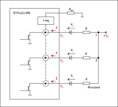 Конфигурация с резисторами