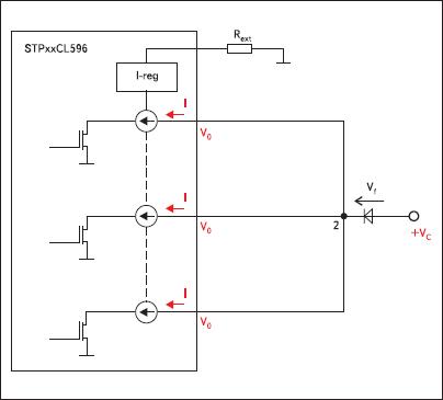 Конфигурация с общими выходами стока
