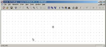 Окно редактора символов